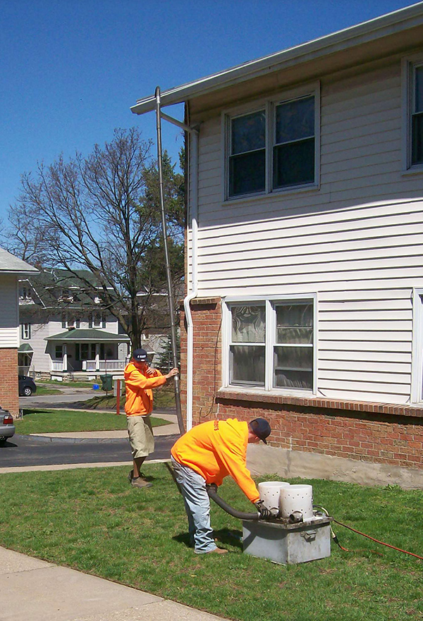 Rochester Ny Gutter Cleaning Service Commerical And
